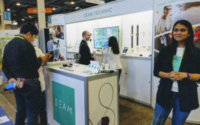 Lotus by SEAM Photo Journal at CES 2019
